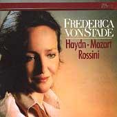 Haydn, Mozart, Rossini / Frederica Von Stade