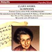 Schumann: Piano Concerto / Clara Haskil, Willem Van Otterloo