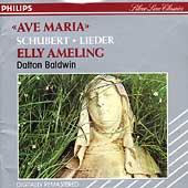 Ave Maria - Schuber: Lieder / Elly Ameling, Dalton Baldwin
