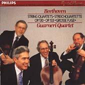 Beethoven: String Quartets Opp 130 & 133 / Guarnieri Quartet