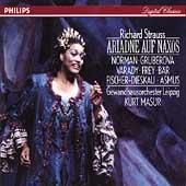 Strauss: Ariadne auf Naxos/ Masur, Norman, Gruberova, et al