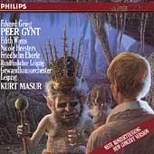Grieg: Peer Gynt / Masur, Wiens, Heberle, et al
