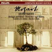 Complete Mozart Edition Vol 4 - Divertimenti / ASMF Chamber