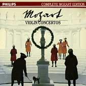 Complete Mozart Edition Vol 8 - Violin Concertos