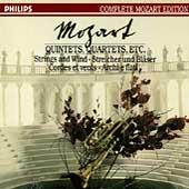 Complete Mozart Edition Vol 10 - Quintets, Quartets