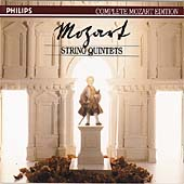 Complete Mozart Edition Vol 11 - String Quintets / Grumiaux