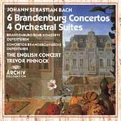 J.S.Bach: Brandenburg Concertos, Orchestral Suites