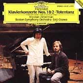 Liszt: Piano Concertos No.1, No.2, Totentanz / Krystian Zimerman(p), Seiji Ozawa(cond), Boston Symphony Orchestra