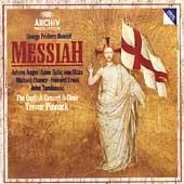 Handel: Messiah / Trevor Pinnock(cond), English Concert & Choir, Arleen Auger(S), etc