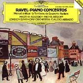 Ravel: Piano Concertos, Piano Concerto for the Left Hand, Le Tombeau de Couperin (for Orchestra), etc