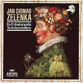 Zelenka: The Orchestral Works / Wijnkoop, Camerata Bern