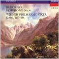 Bruckner: Symphony no 4 / Boehm, Wiener PO