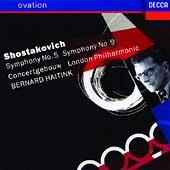 ロイヤル・コンセルトヘボウ管弦楽団/Ovation - Shostakovich: Symphonies no 5 and 9 / Haitink [4250662]