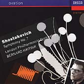 ロンドン・フィルハーモニー管弦楽団/Ovation - Shostakovich: Symphony no 7 / Haitink, London PO [4250682]