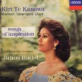 Songs of Inspiration / Te Kanawa, Rudel, Mormon Tabernacle