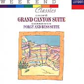 Grofe: Grand Canyon Suite;  Gershwin / Black, Farnon
