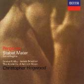 Pergolesi: Stabat Mater; Salve Regina in C minor