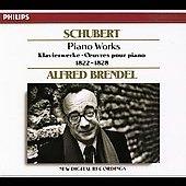 Schubert: Piano Works 1822-1828 / Alfred Brendel
