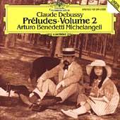 Debussy: Preludes Vol.2 -Book.2 / Arturo Benedetti Michelangeli(p)