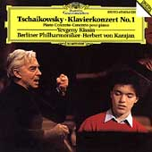 Tchaikowsky: Piano Concerto No.1, 4 Pieces for Piano, etc / Evgeny Kissin(p), Herbert von Karajan(cond), Berlin Philharmonic Orchestra