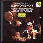 Bruckner: Symphony No.8 WAB.108 (11/1988) / Herbert von Karajan(cond), Vienna Philharmonic Orchestra