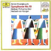 Shostakovich: Symphony No.10 / Herbert von Karajan(cond), Berlin Philharmonic Orchestra