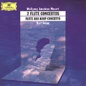 Mozart: 2 Flute Concertos, etc / Wolfgang Schulz, Karl Bohm, etc