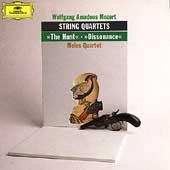 "Mozart: String Quartets ""The Hunt"", ""Dissonance"" / Melos Qt"