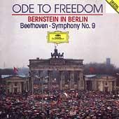 Paris Symphony Orchestra members/Ode to Freedom - Bernstein in Berlin; Beethoven: Symphony No.9 / Leonard Bernstein(cond), etc [4298612]