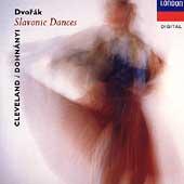 Dvorak: Slavonic Dances / Dohnanyi, Cleveland Orchestra