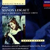 Puccini: Manon Lescaut / Molinari-Pradelli, Tebaldi, et al