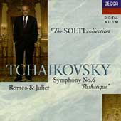 The Solti Collection - Tchaikovsky: Symphony no 6, etc