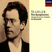 Mahler: The Symphonies / Solti, Chicago Symphony Orchestra