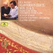 Mozart: Piano Concertos No.20 & 21