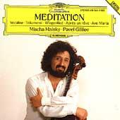 Meditation / Mischa Maisky(vc), Pavel Gililov(p)