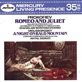 Prokofiev: Romeo and Juliette, etc / Skrowaczewski, Dorati