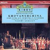 Moussorgsky: Khovanshchina / Gergiev, Kirov Opera