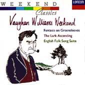 Vaughan Williams Weekend