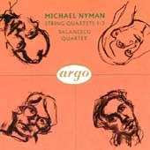 Nyman: String Quartets