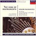 The King of Instruments - Organ Favourites / Hurford, Preston
