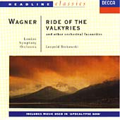 Wagner: Ride Of The Valkyries, etc / Stokowski