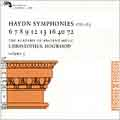 Haydn: Symphonies Vol 3 / Hogwood, Academy of Ancient Music