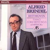 Beethoven: Piano Concerto no 5 / Brendel, Haitink