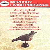 Copland: Appalachian Spring, Billy the Kid, etc / Dorati
