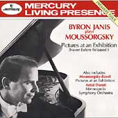 Byron Janis plays Moussorgsky - Pictures at an Exhibition