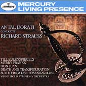 Antal Dorati conducts Richard Strauss / Minneapolis SO
