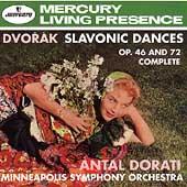 Dvorak: Slavonic Dances Op 46 & 72 / Dorati, Minneapolis SO