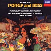 Gershwin: Porgy and Bess, highlights / Maazel