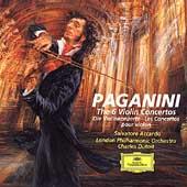 Paganini: The Violin Concertos / Accardo, Dutoit, London PO