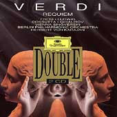 Verdi: Requiem / Karajan, Freni, Ludwig, Cossutta, Ghiaurov